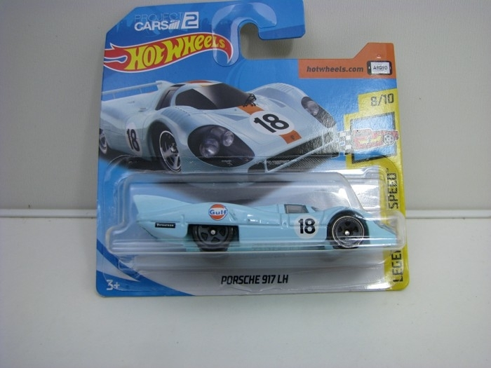 Porsche 917 LH No.18 Hot Wheels Legend Of Speed-2018-FJV93
